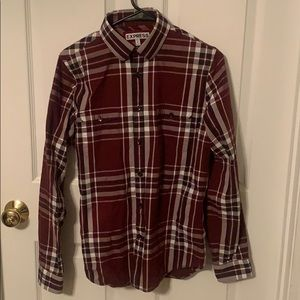 Express - Men's buttonup - Small Extra Slim